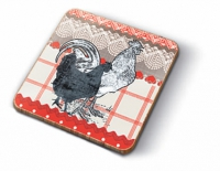 Posavasos de corcho The Cry Of Rural Rooster