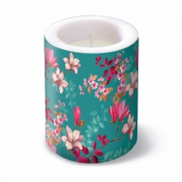 Candles Lantern Magnolia