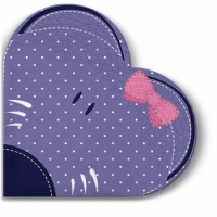 serviettes - round Nice Mouse