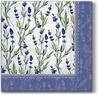 Lunch napkins Lavender Meadow