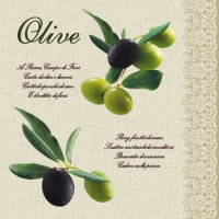 Lunch Servietten OLIVE