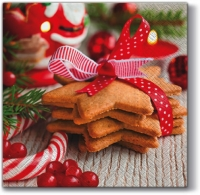 Lunch napkins Sweets of December