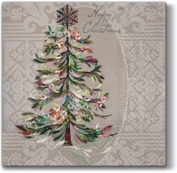 Lunch napkins Crystal Tree