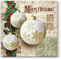 Lunch napkins Ornament Baubles