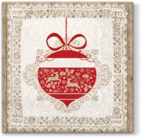 Lunch napkins Scandinavian Bauble