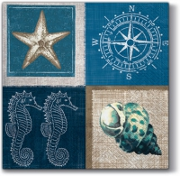 Lunch napkins Sea Life