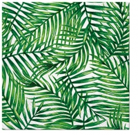 Lunch napkins Tropical Leaves