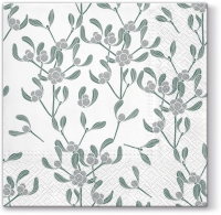 Lunch napkins Mistletoe