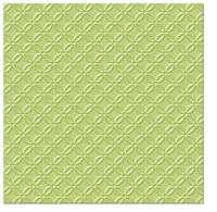 Lunch napkins Inspiration Modern (green)