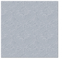Lunch napkins Inspiration Classic (silver)