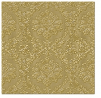Lunch napkins Inspiration Classic (gold)
