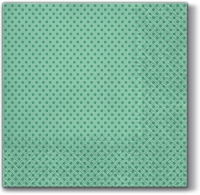 Lunch napkins Small Dots (mint)