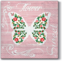 Lunch napkins Sweet Butterfly