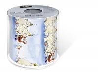 Toilet paper Santa´s polonaise