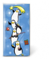 pañuelos de papel TT Crazy penguins