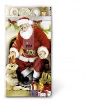 fazzoletti Welcome father Xmas