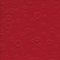 Cocktail napkins Moments uni ruby