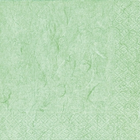 Servietten 25x25 cm - Reines helles Grün