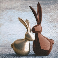 Lunch Servietten Bunny award