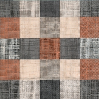 Lunch Servietten Linen patchwork
