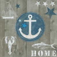 Lunch napkins Maritime home