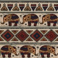 Lunch Servietten African pattern