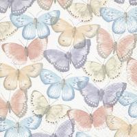 Lunch Servietten Tender butterflies