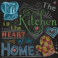 Lunch Servietten Heart of the home