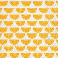 Lunch Servietten Citrus pattern