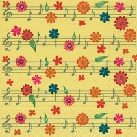 Lunch Servietten Flower melody