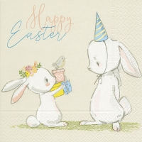 Napkins 33x33 cm - Easter Surprise