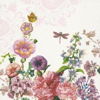 Servilletas 33x33 cm - Jardín de verano