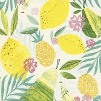 Napkins 33x33 cm - Fresh fruits