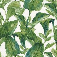 Servietten 33x33 cm - Exotische Blätter