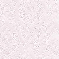 Serwetki 33x33 cm - Momenty Ozdoba Miękki róż bity
