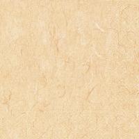 Serviettes de table 33x33 cm - Abricot pur