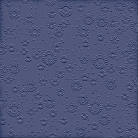 Dinner napkins Moments Uni midnight blue