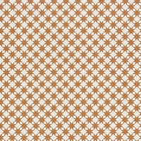 Servilletas Lunch Star pattern copper