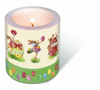 Bougies Candle Easter round dance