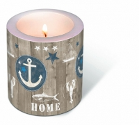 Candles Maritime home