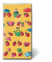 handkerchiefs - TT tiny ladybugs