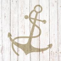 Cocktail Servietten Cabana Anchor