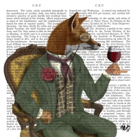 Cocktail Servietten Lord Edward