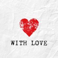 Lunch Servietten With Love