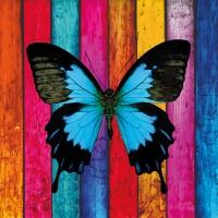 Lunch Servietten Paradise Butterfly