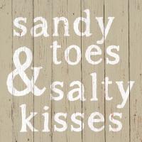 Lunch Servietten Salty Kisses