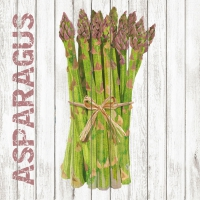 Serviettes lunch Harvest Asparagus