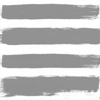 Lunch Servietten Fashion Stripes grey