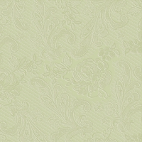 Lunch napkins Lace embossed desert sage