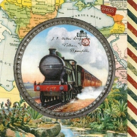 Servilletas Lunch Travel Engine